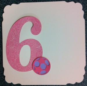 soccer 6 card