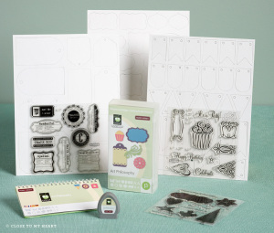 cricut art philosophy collection