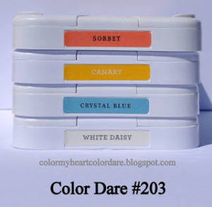 Color Dare 203