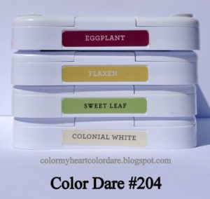 Color Dare 204